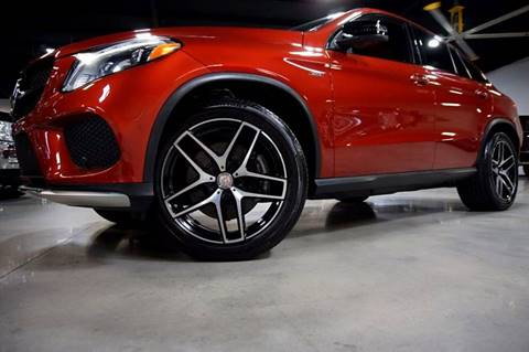 2016 Mercedes-Benz GLE for sale at Diesel Of Houston in Houston TX