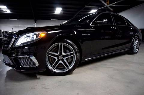 2015 Mercedes-Benz S-Class for sale at Diesel Of Houston in Houston TX
