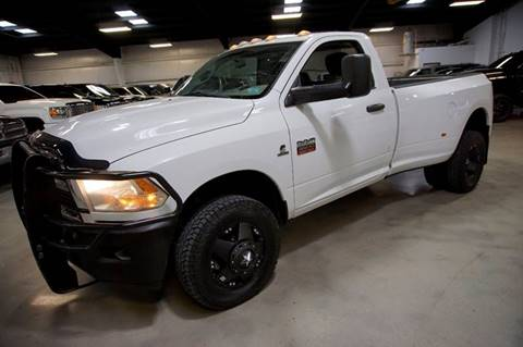 2012 RAM Ram Pickup 3500 for sale in Houston, TX