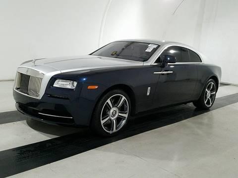 2014 Rolls-Royce Wraith for sale in Houston, TX
