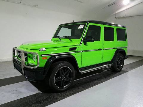2015 Mercedes-Benz G-Class for sale in Houston, TX
