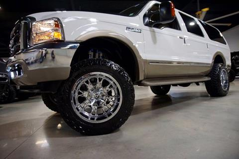 2002 Ford Excursion for sale at Diesel Of Houston in Houston TX