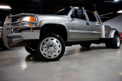 2007 GMC Sierra 3500 Classic for sale at Diesel Of Houston in Houston TX