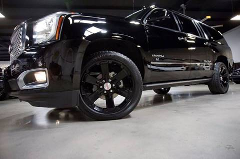 2016 GMC Yukon XL for sale at Diesel Of Houston in Houston TX