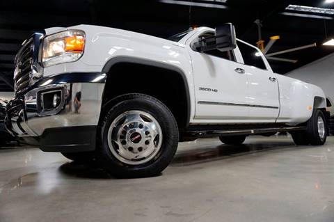 2015 GMC Sierra 3500HD for sale at Diesel Of Houston in Houston TX