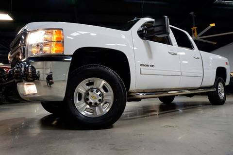 2010 Chevrolet Silverado 2500HD for sale at Diesel Of Houston in Houston TX