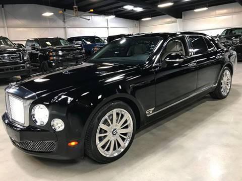 2013 Bentley Mulsanne For Sale in New Orleans, LA - Carsforsale.com