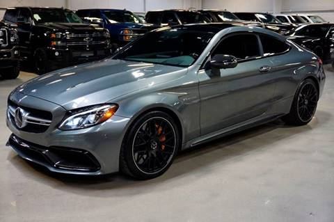 2017 Mercedes-Benz C-Class for sale at Diesel Of Houston in Houston TX