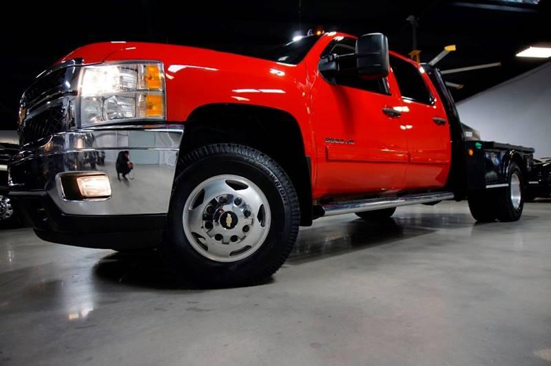 2012 Chevrolet Silverado 3500HD for sale at Diesel Of Houston in Houston TX