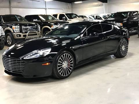 2016 Aston Martin Rapide S for sale at Diesel Of Houston in Houston TX