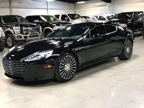 Aston Martin Rapide S For Sale In Houston Tx Diesel Of Houston