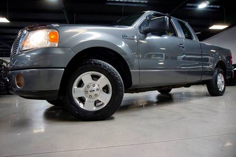 2007 Ford F-150 for sale at Diesel Of Houston in Houston TX