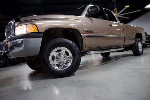 2001 Dodge Ram Pickup 2500 for sale at Diesel Of Houston in Houston TX