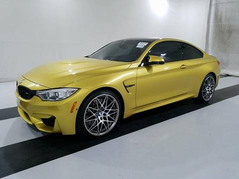 2016 BMW M4 for sale at Diesel Of Houston in Houston TX