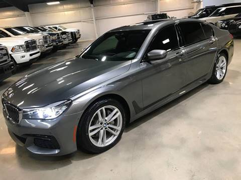 2017 BMW 7 Series for sale at Diesel Of Houston in Houston TX