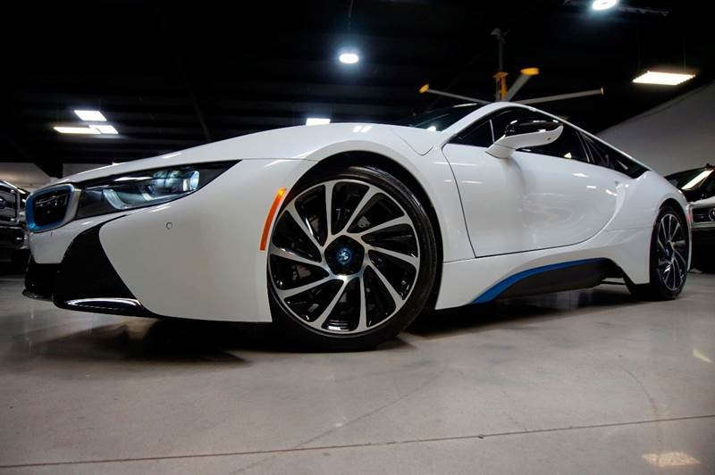 2015 BMW i8 for sale at Diesel Of Houston in Houston TX