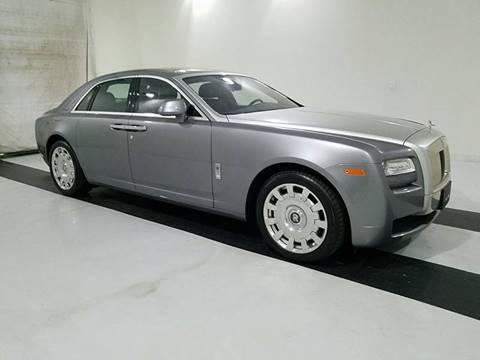 2014 Rolls-Royce Ghost for sale at Diesel Of Houston in Houston TX