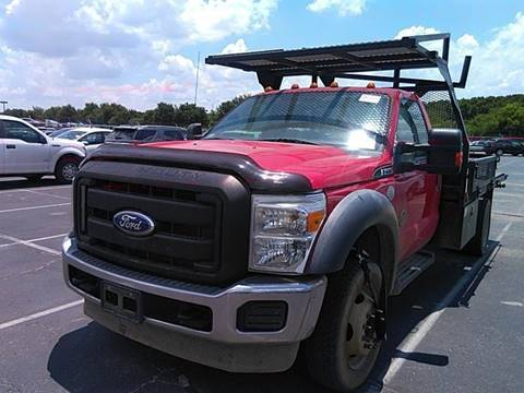 2012 Ford F-550 for sale at Diesel Of Houston in Houston TX