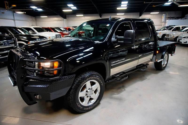 2012 GMC Sierra 2500HD for sale in Houston, TX