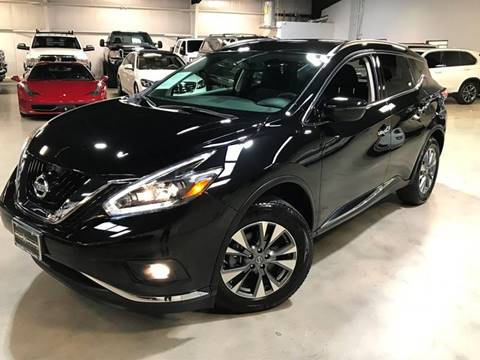 2018 Nissan Murano for sale at Diesel Of Houston in Houston TX