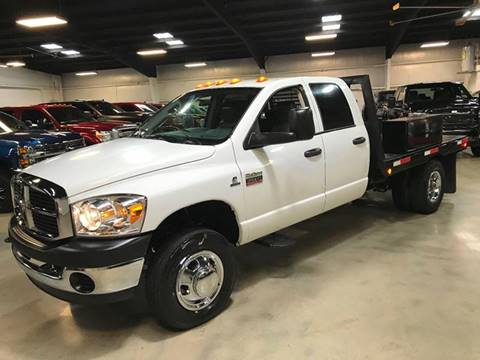 2009 Dodge Ram Chassis 3500 for sale at Diesel Of Houston in Houston TX