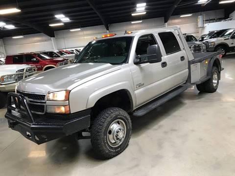 2007 Chevrolet Silverado 3500 Classic for sale at Diesel Of Houston in Houston TX