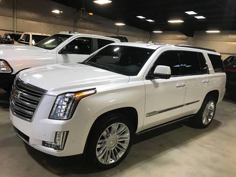 2017 Cadillac Escalade for sale at Diesel Of Houston in Houston TX