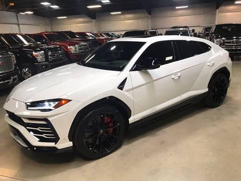 2019 Lamborghini Urus for sale at Diesel Of Houston in Houston TX