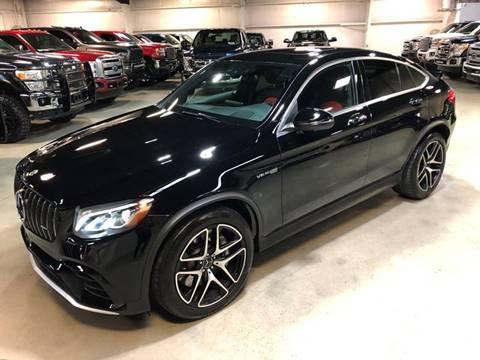 2018 Mercedes-Benz GLC for sale at Diesel Of Houston in Houston TX