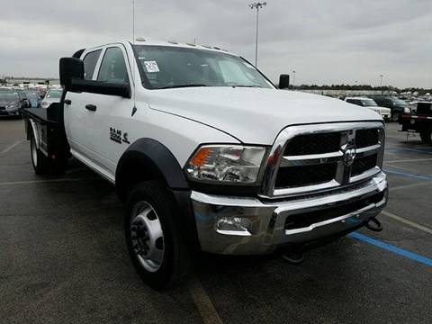 2014 RAM Ram Chassis 5500 for sale in Houston, TX