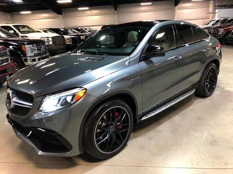 2018 Mercedes-Benz GLE for sale at Diesel Of Houston in Houston TX
