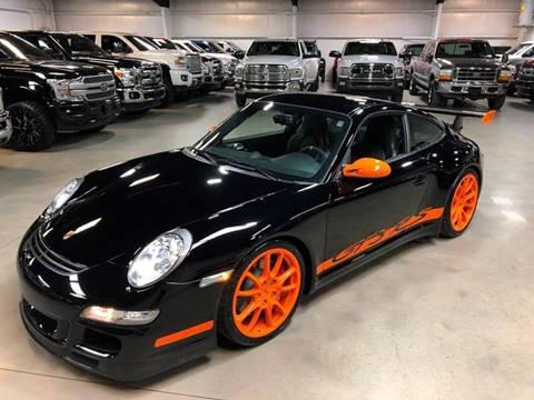 2007 Porsche 911 for sale at Diesel Of Houston in Houston TX