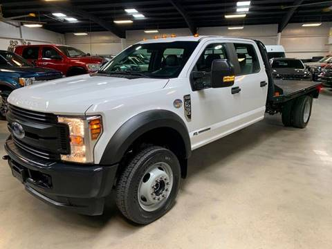 2018 Ford F-450 Super Duty for sale at Diesel Of Houston in Houston TX