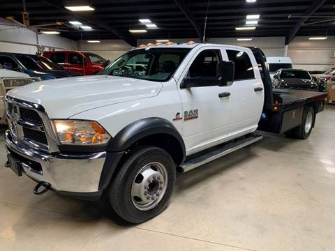 2018 RAM Ram Chassis 5500 for sale in Houston, TX