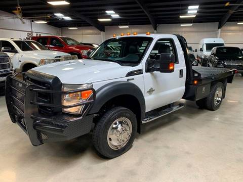 2012 Ford F-450 Super Duty for sale in Houston, TX