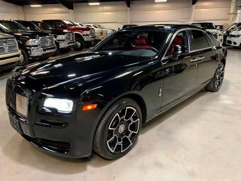 2017 Rolls-Royce Ghost for sale at Diesel Of Houston in Houston TX