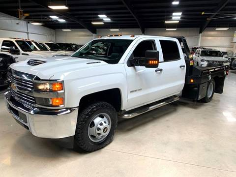 2017 Chevrolet Silverado 3500HD CC for sale at Diesel Of Houston in Houston TX