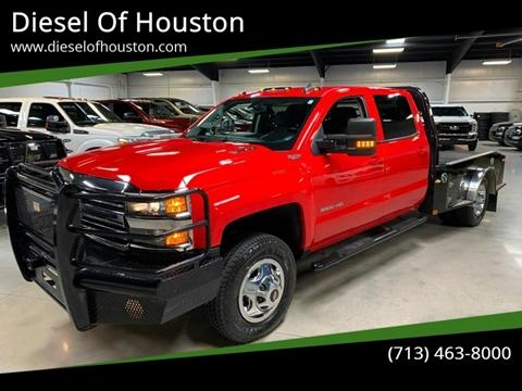 2016 Chevrolet Silverado 3500HD for sale at Diesel Of Houston in Houston TX