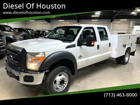 2014 Ford F-450 Super Duty for sale in Houston, TX