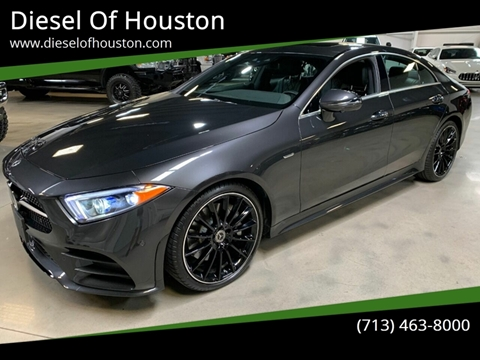 2019 Mercedes-Benz CLS for sale at Diesel Of Houston in Houston TX