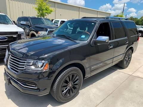 2015 Lincoln Navigator for sale at Diesel Of Houston in Houston TX
