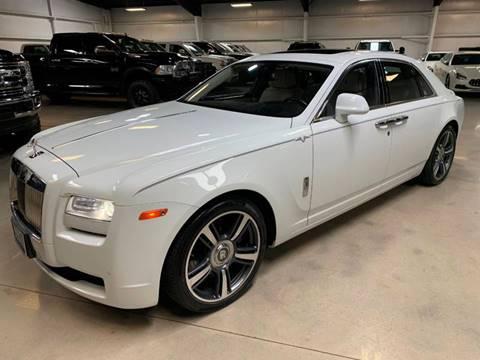 2014 Rolls-Royce Ghost for sale in Houston, TX