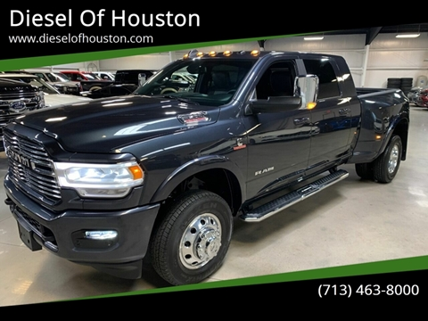 2019 RAM Ram Pickup 3500 for sale in Houston, TX