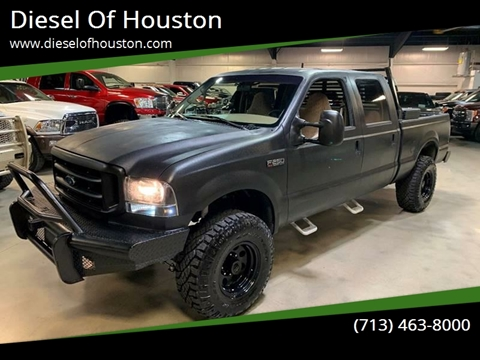 1999 Ford F-250 Super Duty for sale in Houston, TX