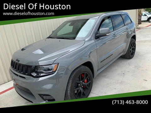 2019 Jeep Grand Cherokee for sale in Houston, TX
