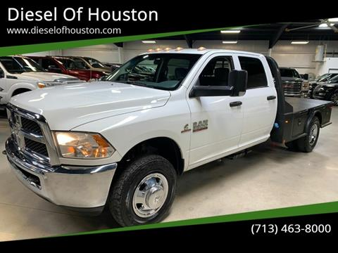 2016 RAM Ram Chassis 3500 for sale in Houston, TX