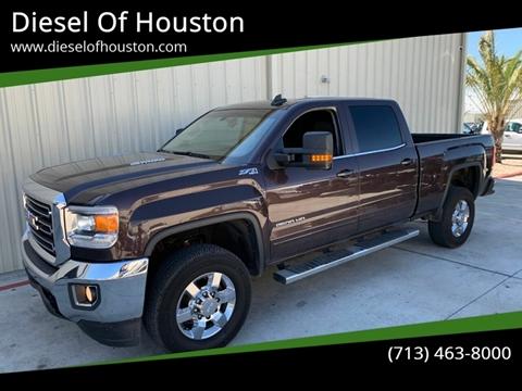 2016 GMC Sierra 2500HD for sale in Houston, TX