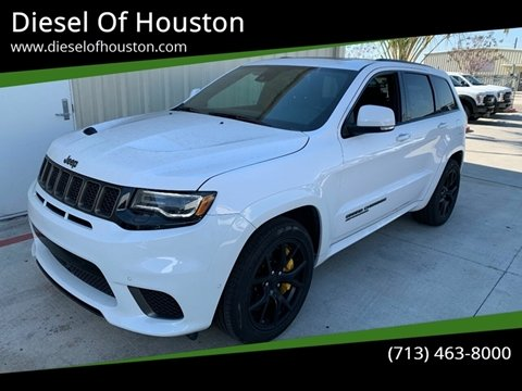 2018 Jeep Grand Cherokee for sale at Diesel Of Houston in Houston TX