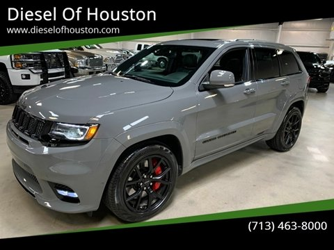 2019 Jeep Grand Cherokee for sale at Diesel Of Houston in Houston TX