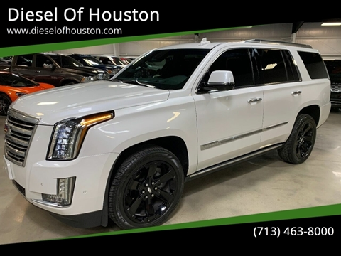 2019 Cadillac Escalade for sale at Diesel Of Houston in Houston TX